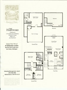Hartford floor plan