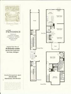 Providence floor plan